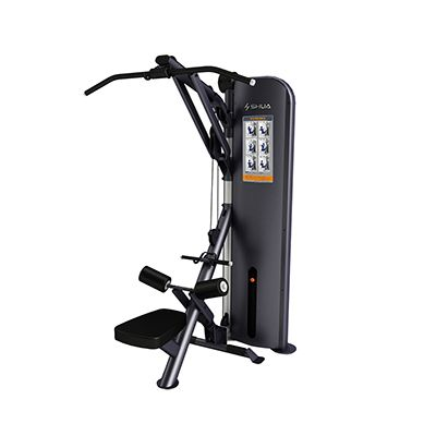 舒华 SH-N7001 高拉/低拉训练器 健身房用器材