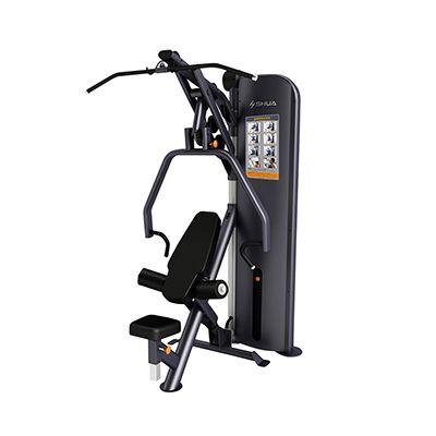 舒华 SH-N7004 推胸推肩训练器 健身房用胸大肌训练器