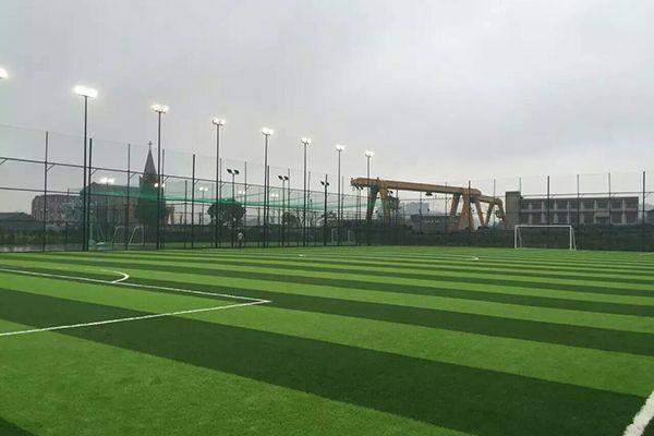 宁波孔浦文体中心笼式足球场