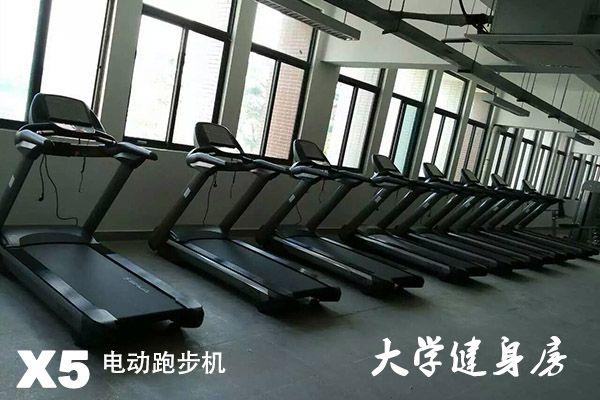 碧桂园十里银滩国际学校健身房