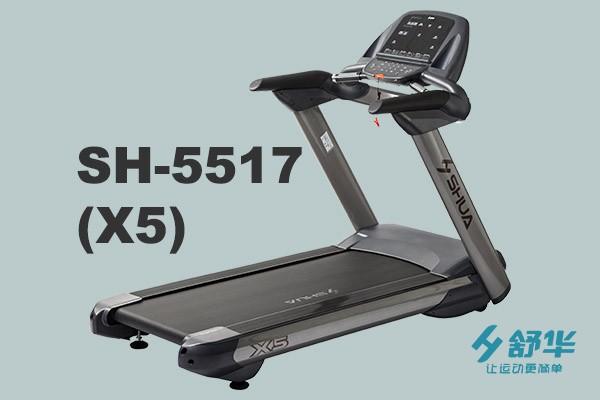 舒华SH-5517(X5)高端豪华家用