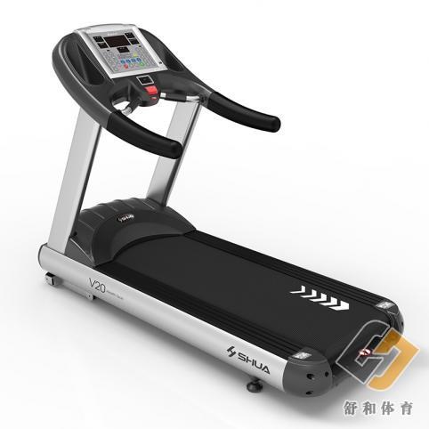 舒华SH-T5620S大型健身房专用豪华静音跑步机高端商用健身器材V20 SH-T5620S