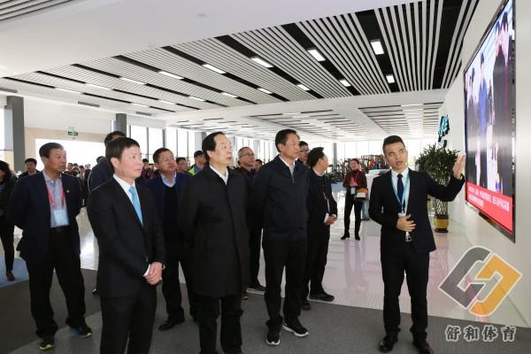 创新升级发展受关注:舒华成为晋江体育产业推介企业